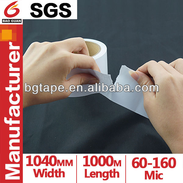 double sided adhesive paper