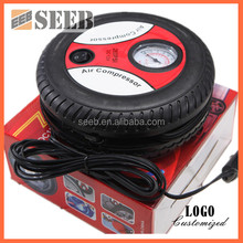 multifunction 12V automatic tire inflator mini air pump for inflatables