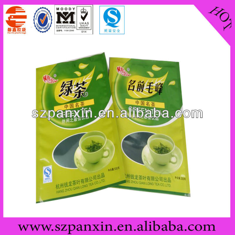 safe and Food grade plastic bag for high temperature materials