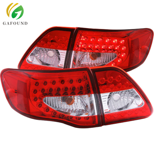 New Design Waterproof LED Car Lamp For Toyota Corolla Tail Lamp 2015