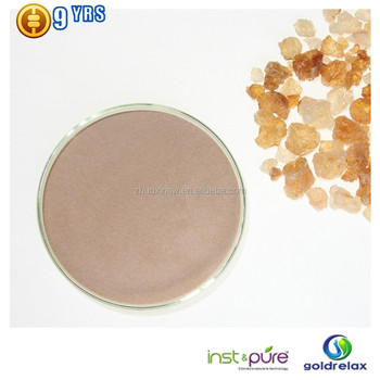 China factory process Sudan Seyal Arabic gum powder