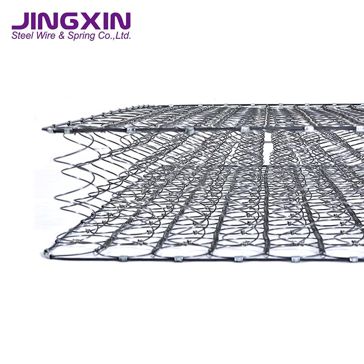 Foshan compression spring design Bonnell spring unit for mattress/bonnell spring manufacturer - Jozy Mattress   Jozy.net