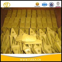 Wear resistant standard hardness HRC47-60 digger tooth