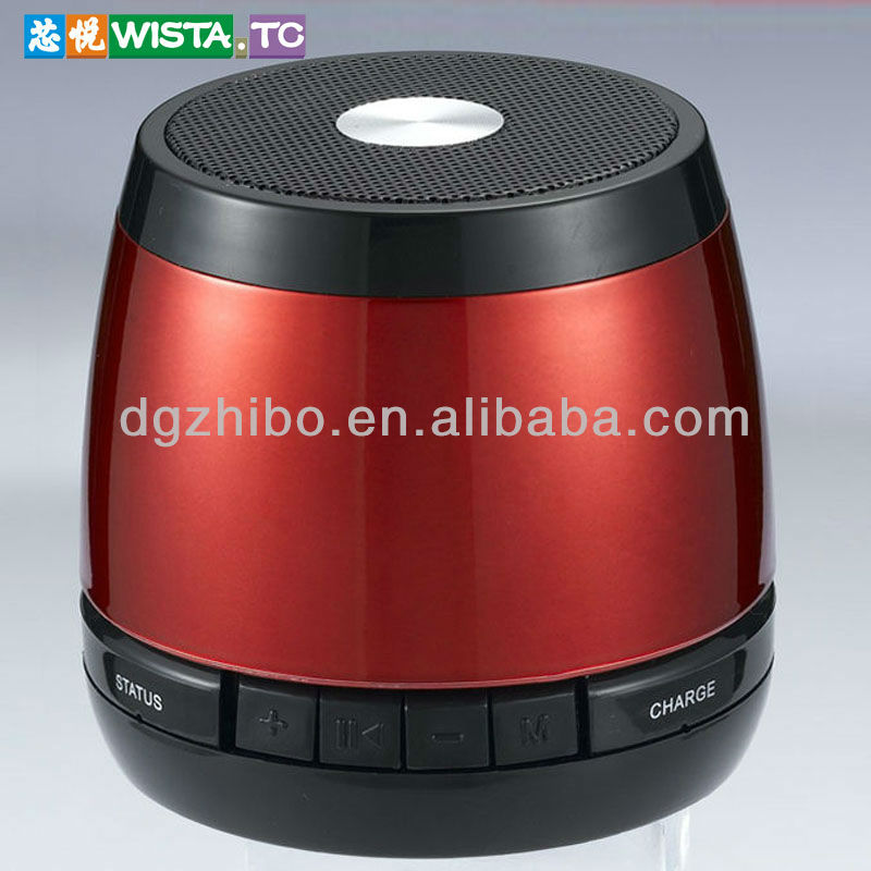 2013 best outdoor wireless mini bluetooth speaker with hands free call