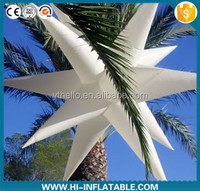 pretty new brand club decorations inflatable star for ceiling decoration