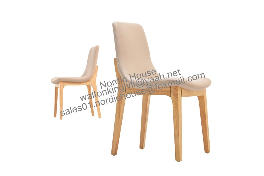 Hotel room furniture antique armless wooden chair/wood design dining chair Hotel room furniture
