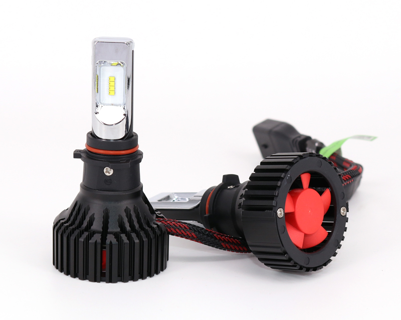 Car lighting system 4000LM T8 led fog lamp H16 h10 autozone luxeon zes h7 led headlight