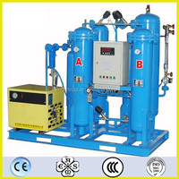Good quality PSA oxygen plant with cylinder filling system oxygen filling station for sale