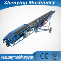 High quality curve belt conveyor