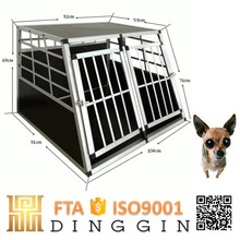 China dog cage aluminum suppliers