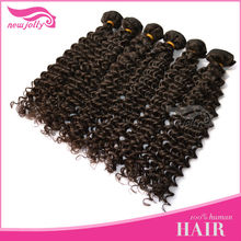 Human hair updos and virgin brazilian bridal hair extension