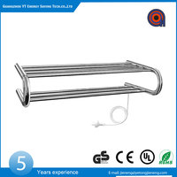 Three Layer Clothes Rack Shoes Rack, Foldable Clothes Drying Rack Arier, Home Clothes Dryer