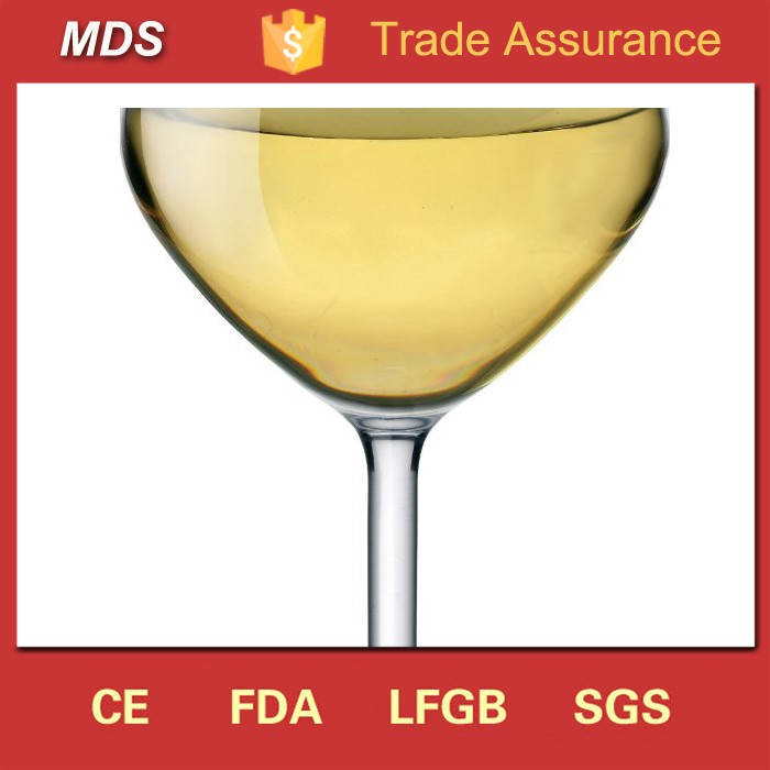 Wholesale restaurant dishware promotion wine glass for gift