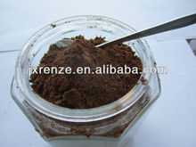 Organic certificate Alkalized cocoa powder 10%-12% for biscuits and icecream