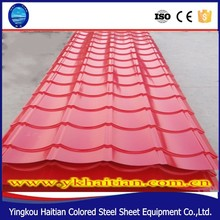 Best price Colorful steel shingle roof tile,PPGI galvanized Steel Sheet tile Material Metal Roof Tile Building Material