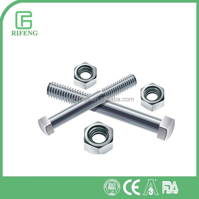 304 Or 316L Sanitary Stainless Steel Pipe Bolt Nut