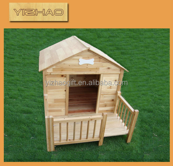 Hot Sale Made-in-China Wooden Dog House,breeding cages for dogs