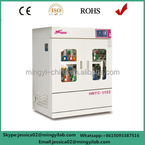 Full Automatic Vertical Model Thermostatic Incubator Oscillator with good performance