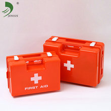 Factory direct sales high quality plastic empty small travel kit first aid box