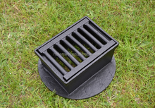 DRAINAGE Gully Clark Drain Cast Iron Manhole Cover/grate