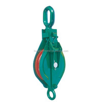 Rope Pulley Block Single With Eye K Type