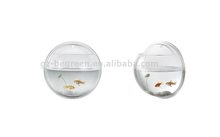 surface mount acrylic Fish Tanks for Home Decoration