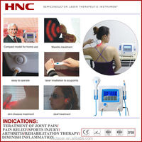 Factory offer pain laser equipment to relieve joint pain, soft tissue injuries, muscle sprains, wound