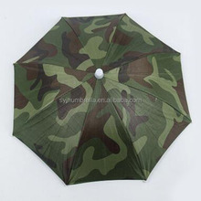 Hat Umbrella for Adults and Kids, Safe Mini Umbrella, Hat Umbrella from Shaoxing
