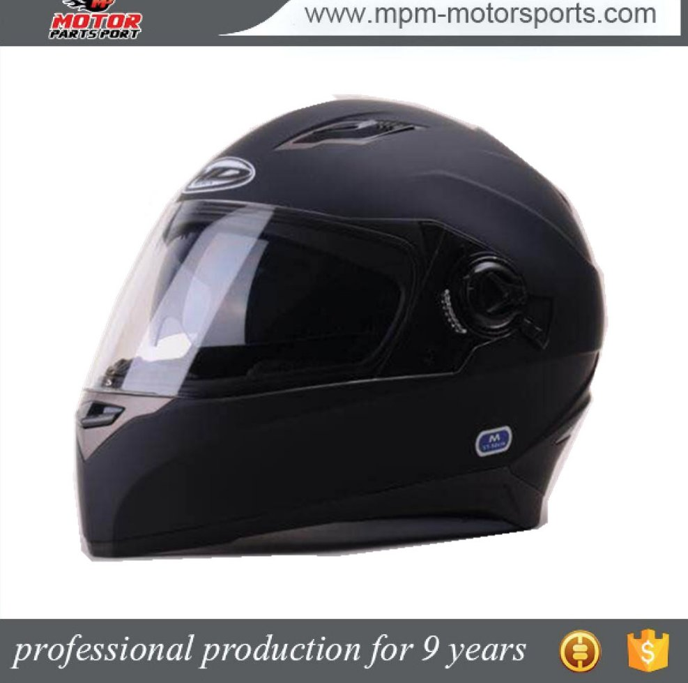 ABS material DOT ECE Motorcycle Full Face ski Helmets