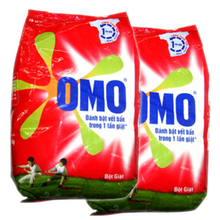 High quality chemical packing bag for omo washing powder