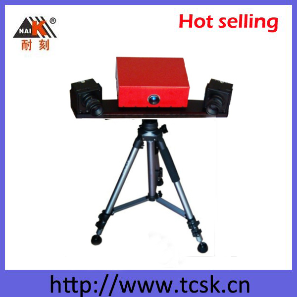 Hot sale !!! industrial 3d scanner /high precision 3d scanner with the high level market
