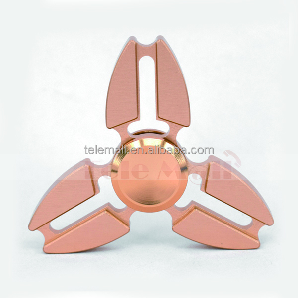 Ultra Fast Bearings Finger fidget spinner,figet toy hand spinner in shenzhen