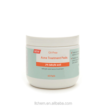 Fight Acne-Causing Bacteria Acne treatment wet wipes
