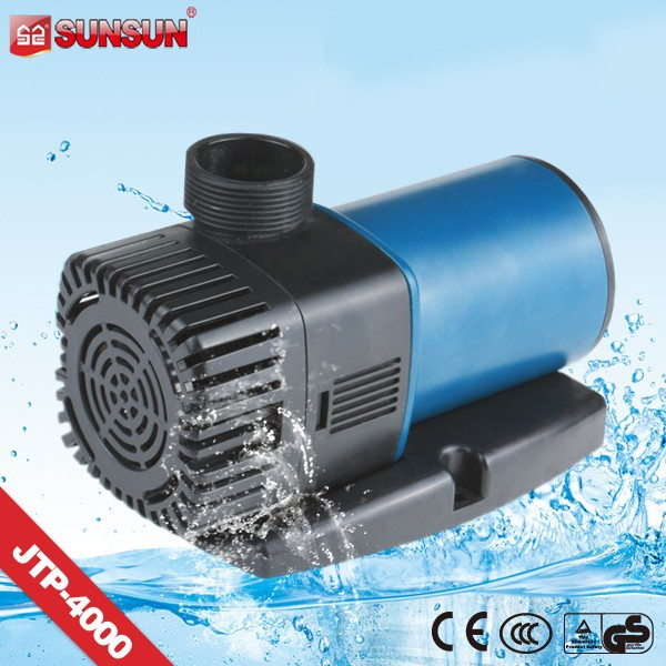 SUNSUN 4000L/h JTP-4000 submersible pump single phase 220v 50hz