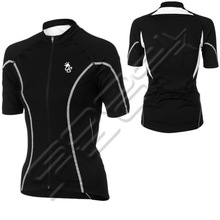 GS Elite Women Bike Short Sleeve Jersey Cycling Clothing
