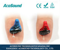 super performance cheap price Acosound branded Acomate 610 modular CIC hearing aid