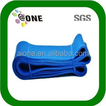 Latex Exercise Loop Band roll fitness rubber resistance bands