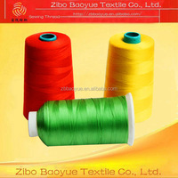 100% Bonded polyester thread for sewing