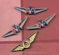 Air Force Pilot Wings - Emblem - Lapel Pin - Tie Tack - wings Badge