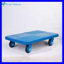 Plastic Pallet with Wheels PLA300-DL