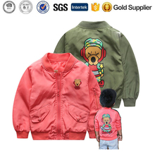 Baby Boys Outerwear Clothing For Girls Coat Printed Kids rab jacket