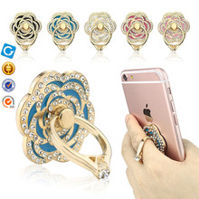 360 Rotation Portable stand 3D Aluminium Alloy Ring Grip/Phone Holder for iPhone6 6s 7 plus Samsung Galaxy Note LG HTC