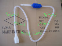 Cleaner Siphon Syphon Vacuum Fish Tank Pump from factory