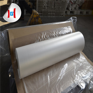 Waterproof best fresh pvc cling film transparent shrink wrap stretch film