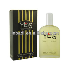 fashion OEM perfumes and fragrances for man