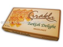 Regulat Hazelnut Cyprus Turkish Delight 450gr
