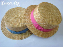 Shandong Hot Sale Maize Wheat Straw Hat