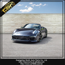 TA style body kit for Carrera 991 with carbon fiber glass