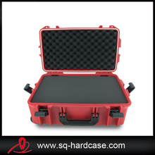 High safety environmental plastic medical instrument case