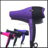 2016 Hot! Professional AC Motor Setting the Speed & Heat Freely Hair Dryer